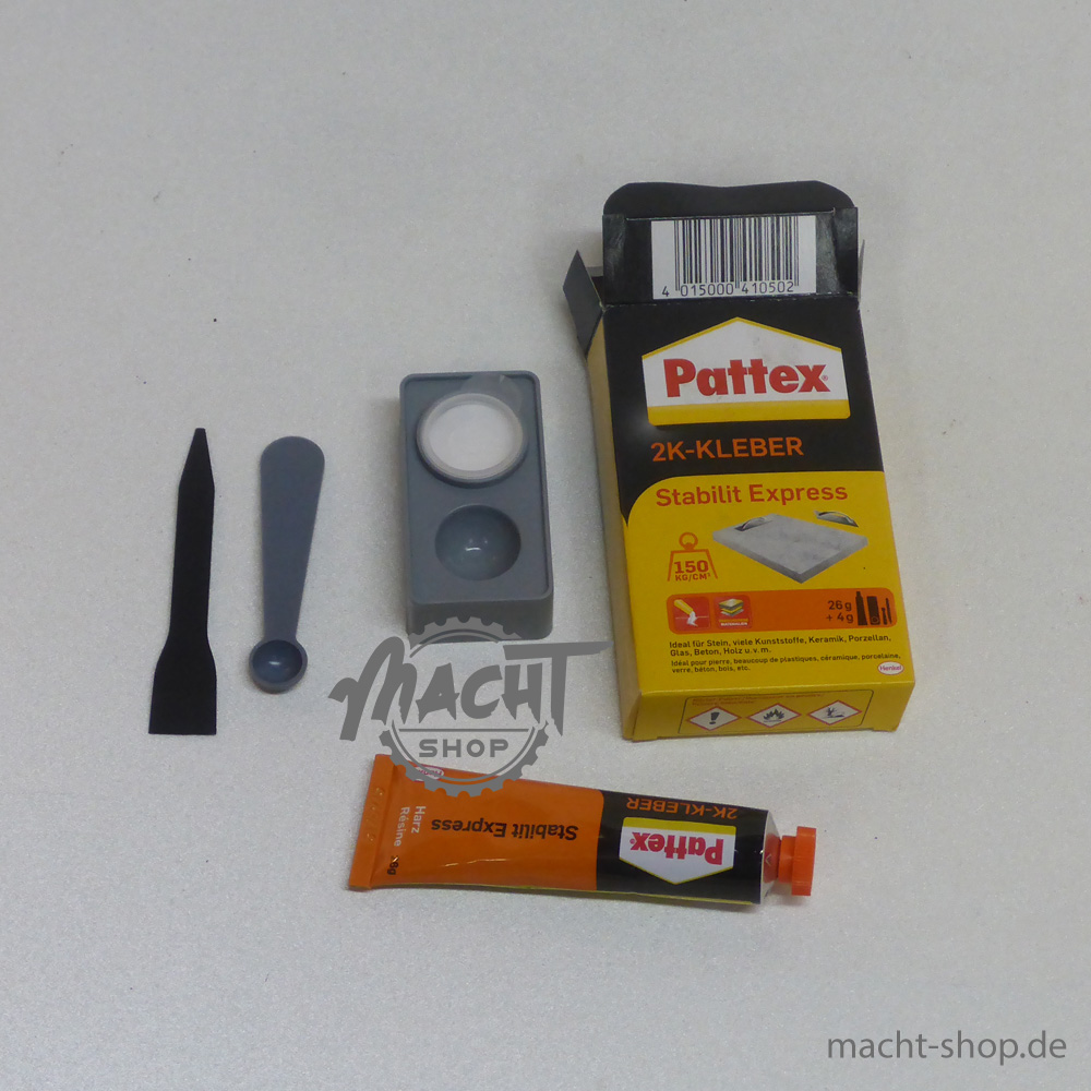 pattex stabilit express 2k – kleber 30g   macht shop